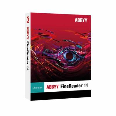 ABBYY FineReader 14 Enterprise Per Seat (tekil)