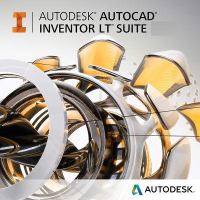 AutoCAD Inventor LT Suite - 2 Yıl Abonelik (Autocad LT dahil)