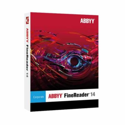 ABBYY FineReader 14 Corporate Concurrent (çoklu)