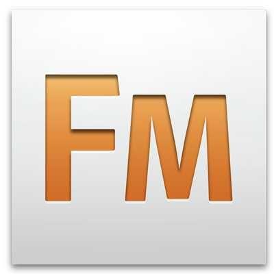 Adobe Frame Maker 12