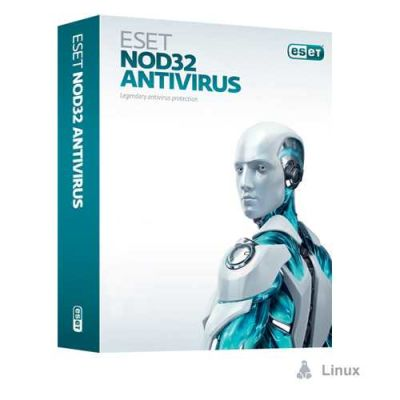 ESET NOD32 Antivirus - Linux