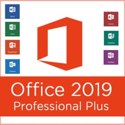 Microsoft Office 2019 Profesyonel TR-ING