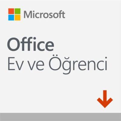 Microsoft Office 2019 Ev ve Öğrenci TR-ING
