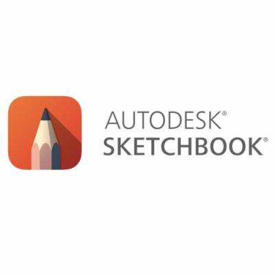 SketchBook 2017 ELD 1 Yıllık - Tekli Kullanıcı